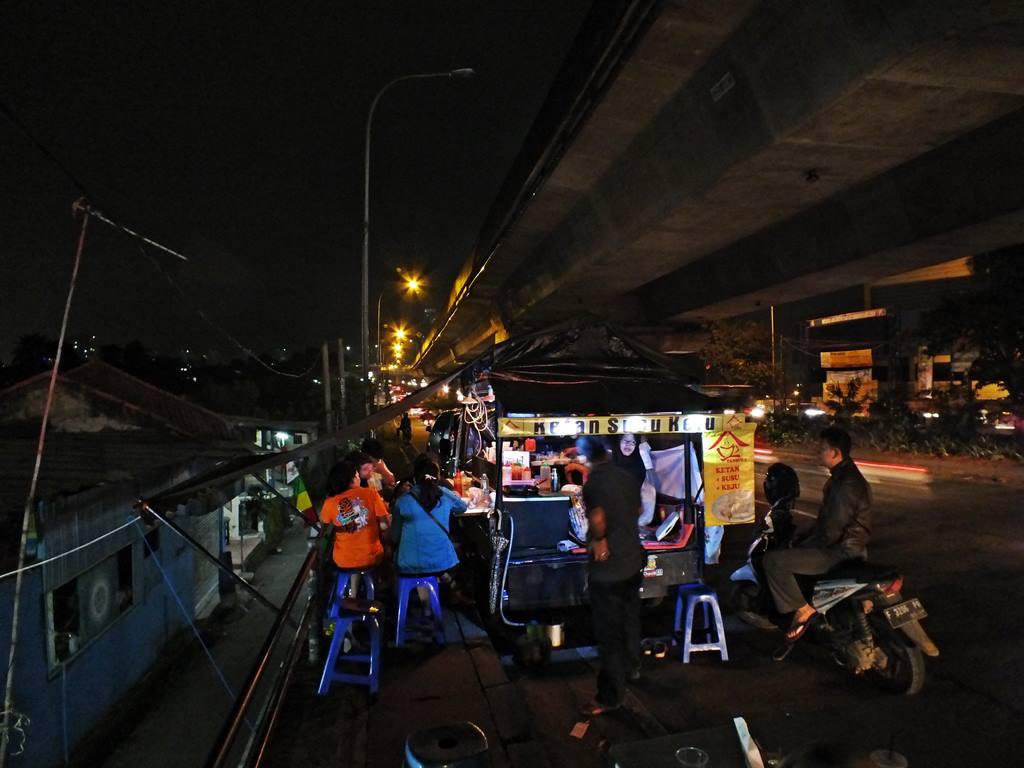 Kuliner Malam Di Bogor Lb Fotografi
