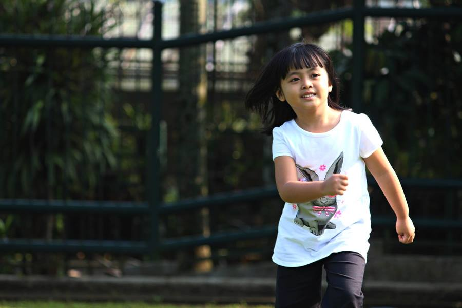 Tips Memotret Anak Anak
