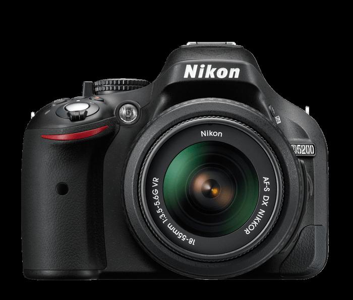 harga dan spesifikasi kamera Nikon D5200 DSLR 2