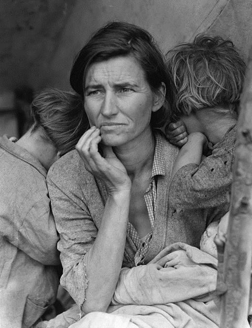 the migrant mother foto jurnalistik