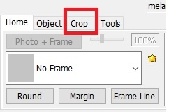 cara melakukan cropping dengan photoscape 5