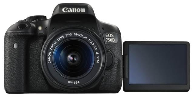 Harga dan Spesifikasi Canon 750D