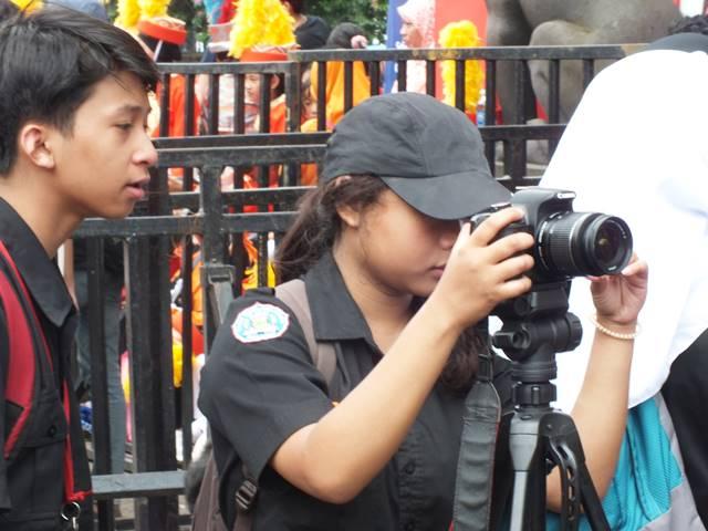 live view shooting - memotret melalui layar lcd kamera