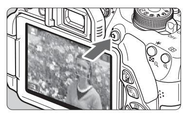 pengertian live view shooting atau memotret via lcd monitor kamera